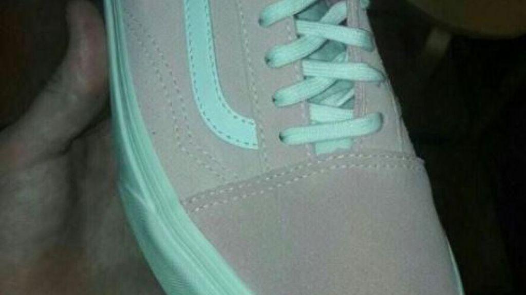 ¿Qué colores tiene esta zapatilla? El antiguo reto viral que ahora revoluciona Internet