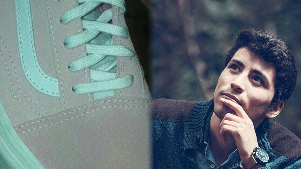 Nuevo reto viral: cada persona ve las zapatillas de un color diferente