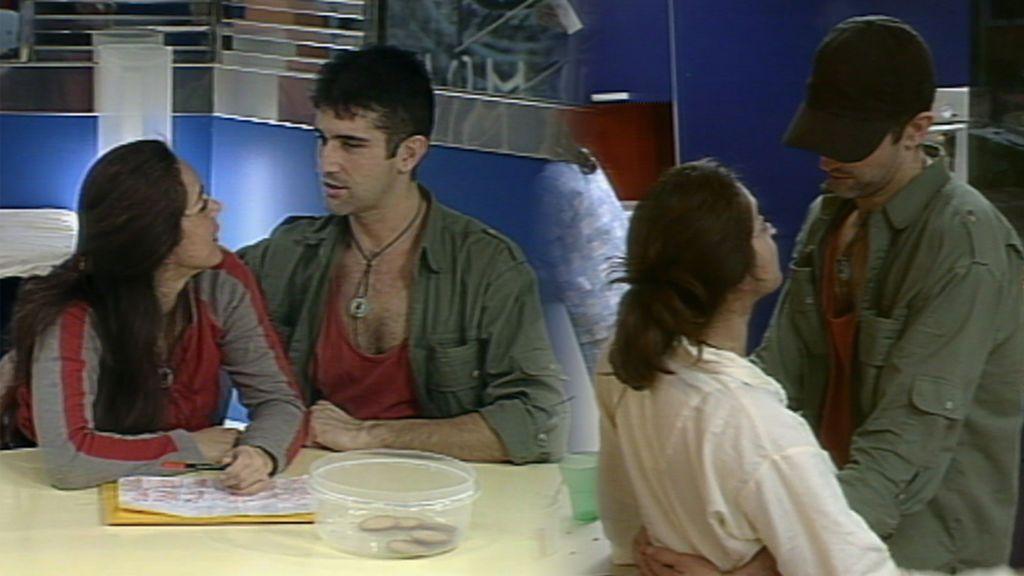 Pedro e Inma 'GH 4' se separan después de 17 años: así empezó su relación en 2002