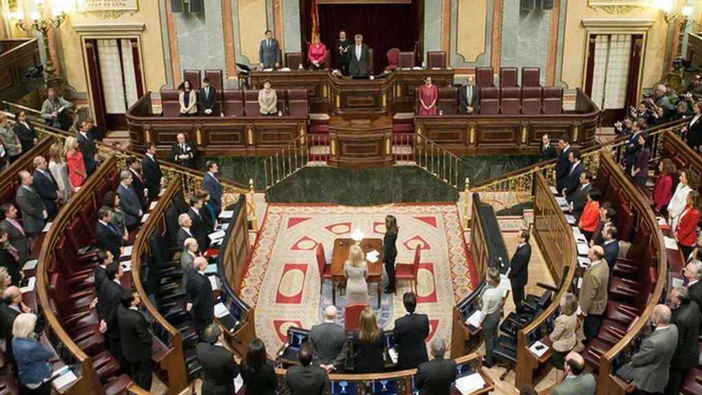 Solo 5 diputados renuncian a la indemnización por la disolución de las Cortes
