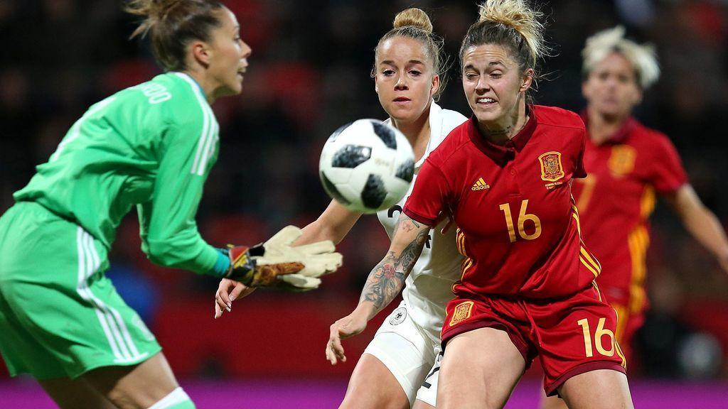 España jugará un amistoso ante Canadá en el Sadar antes de su debut en el Mundial de Francia femenino
