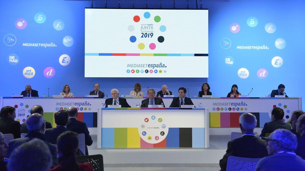Mediaset España obtiene en el primer trimestre un beneficio neto de 53,1M€ y eleva su EBITDA un 4,6% hasta 70,3M€