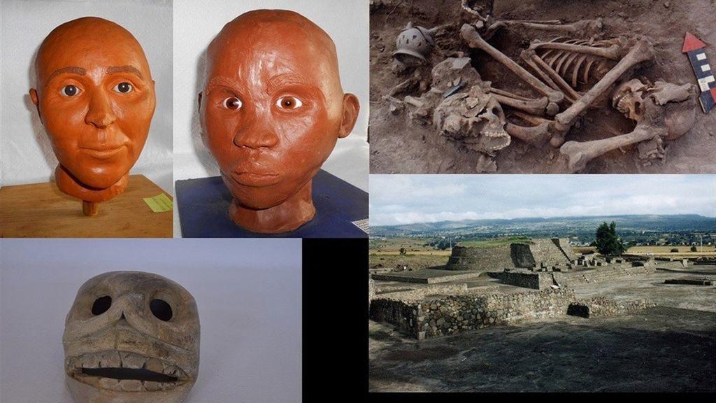 Describen al detalle los sacrificios rituales sufridos por los seguidores de Hernán Cortés
