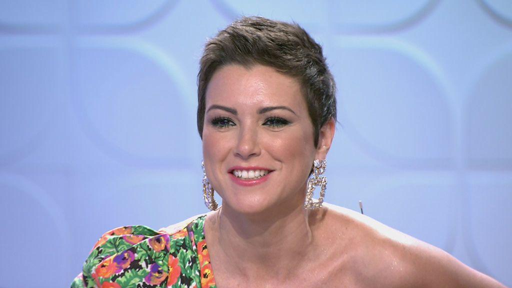 María Jesús Ruiz, nueva opinionista de 'Mujeres y Hombres y Viceversa'