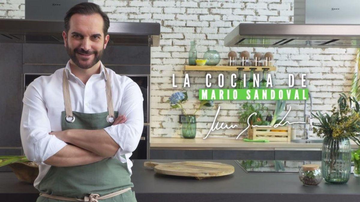 Mario Sandoval inaugura sección de cocina en 'El programa de Ana Rosa'