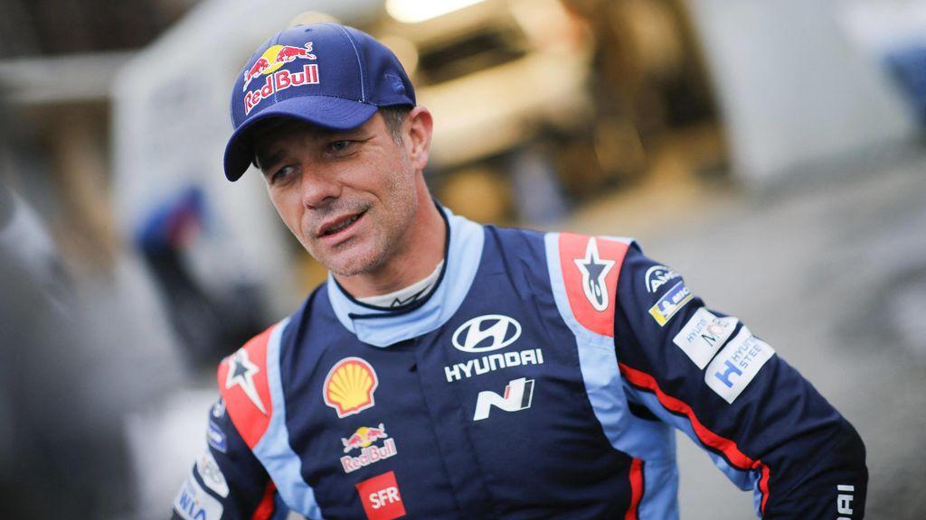 El brutal accidente de Sébastian Loeb contra un camión mientras reconocía el Rally de Chile