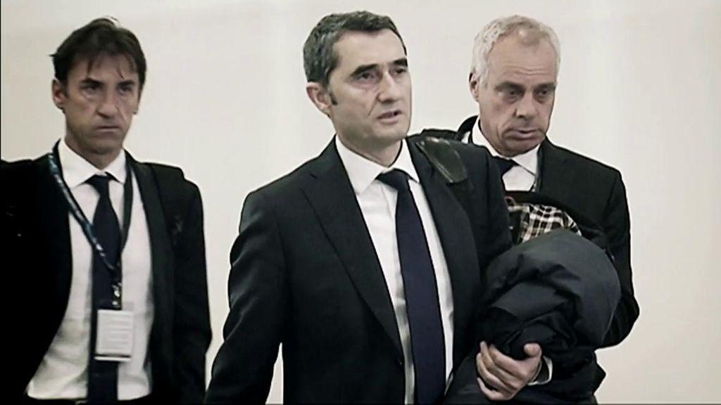 El futuro de Valverde está en el aire: tiene el apoyo del vestuario pero no el de gran parte de la directiva