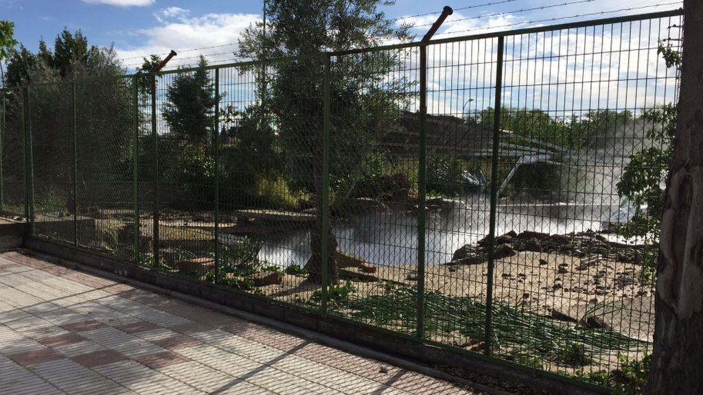 Cortado por una inundación el túnel de la M-14 para acceder al aeropuerto de Barajas