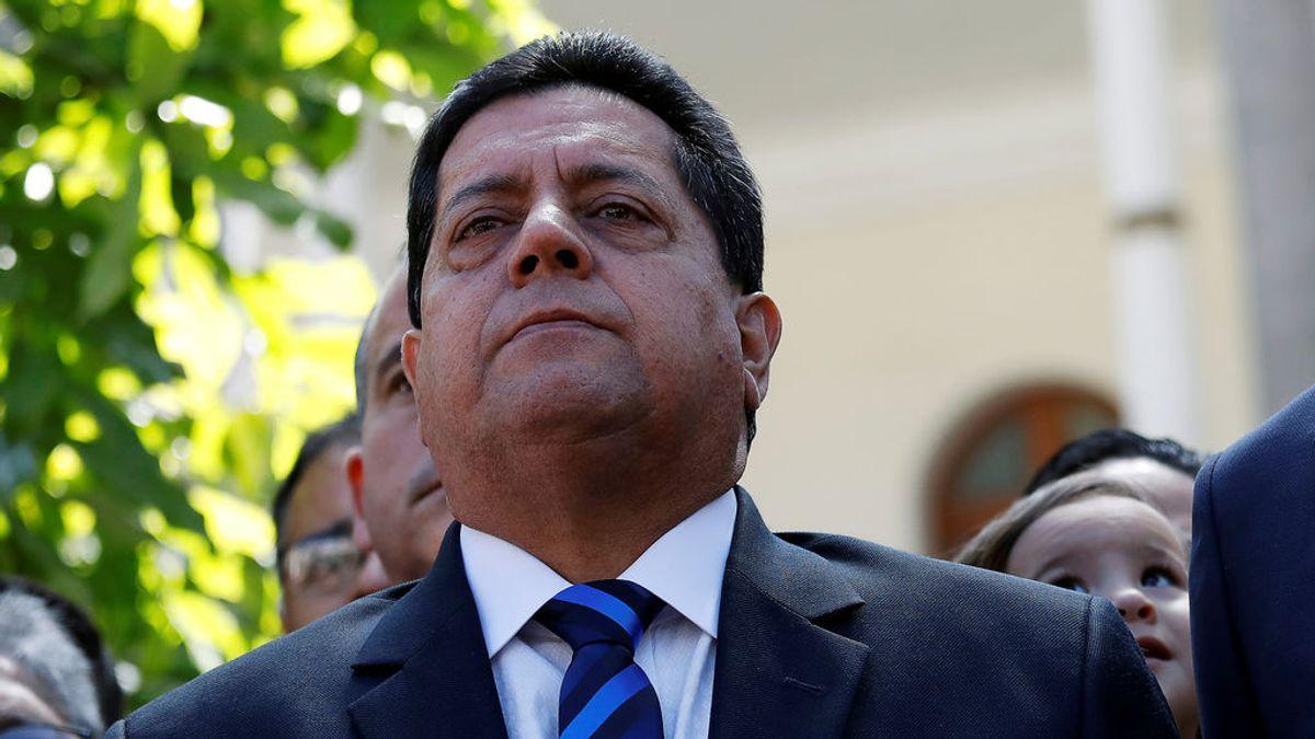 Detenido el vicepresidente del Parlamento venezolano, Edgar Zambrano
