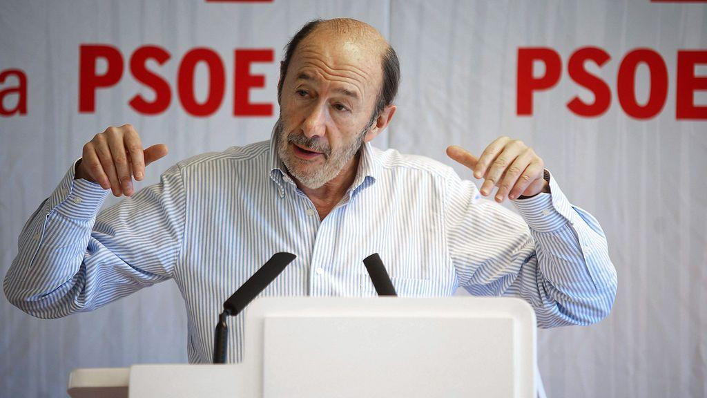 Muere Alfredo Pérez Rubalcaba al no superar el infarto cerebral