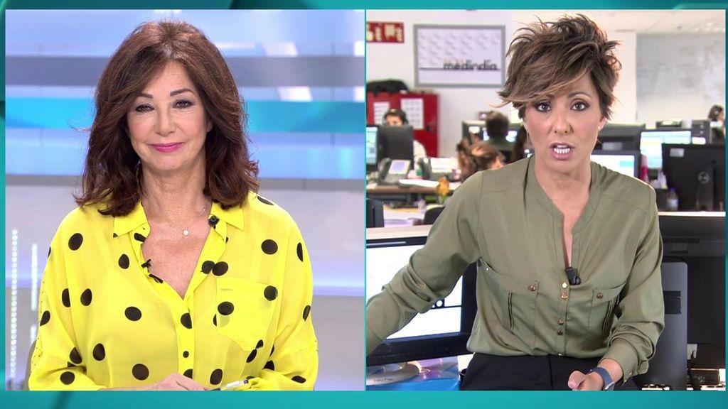 """Joaquín Prat, ante el peloteo entre Ana Rosa y Sonsoles Ónega: """"Parecéis Chelo y la Pantoja"""""""