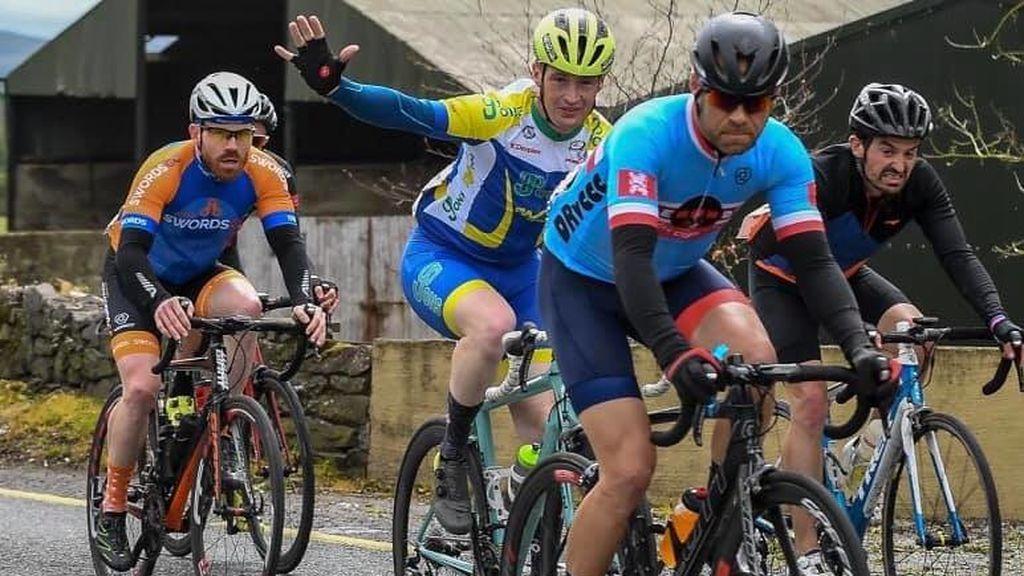 Fallece un ciclista irlandés tras sufrir una caída durante una carrera
