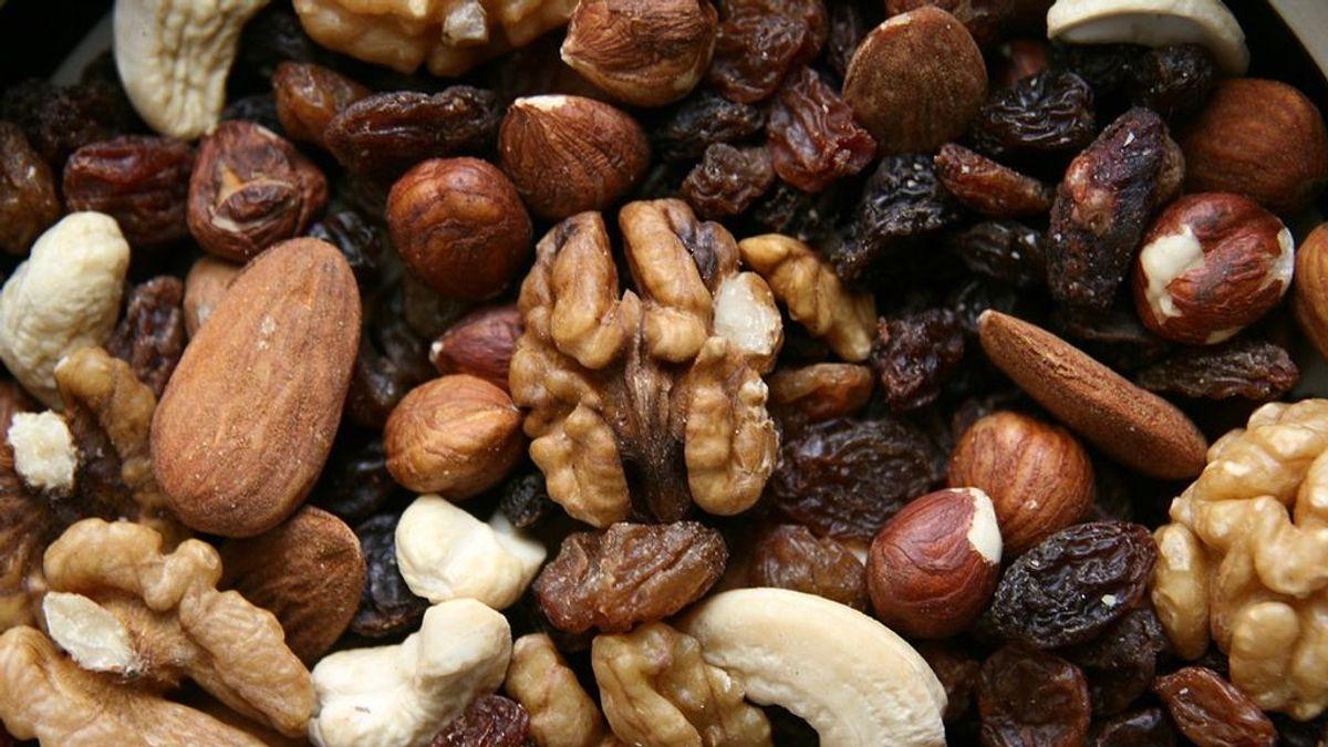 Beneficios que aportan los frutos secos a tu embarazo