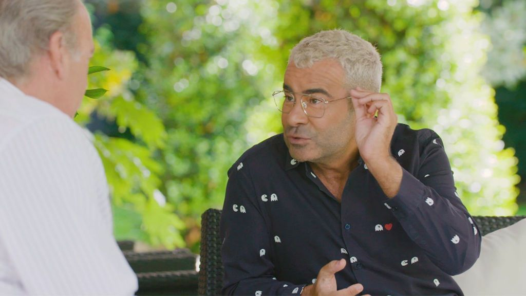 """Jorge Javier se sincera con Bertín sobre el ictus: """"Podría haber sido terrible pero nunca tuve la sensación de que había llegado mi momento"""""""