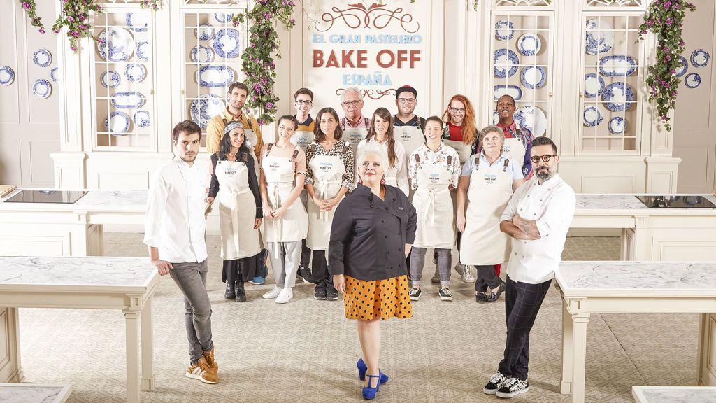 El chef Paco Roncero dirigirá a los aspirantes, en la semifinal de 'Bake Off España'