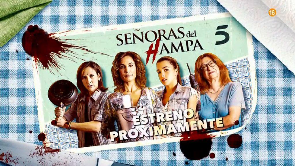 'Señoras del (h)AMPA', estreno próximamente