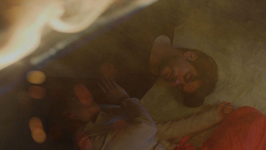 Kemal, a punto de ser asesinado por Emir