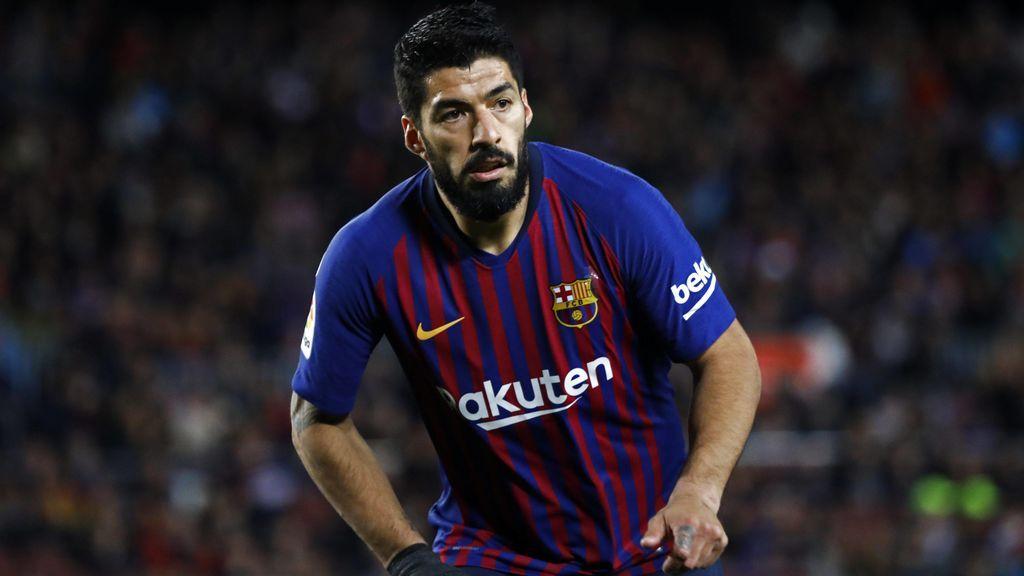 Luis Suárez se perderá por lesión la final de Copa ante el Valencia