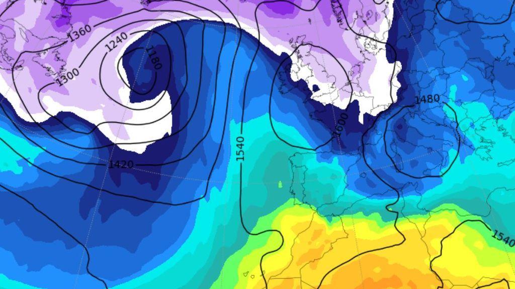 En España parece verano y en Europa tienen una invasión fría como en invierno