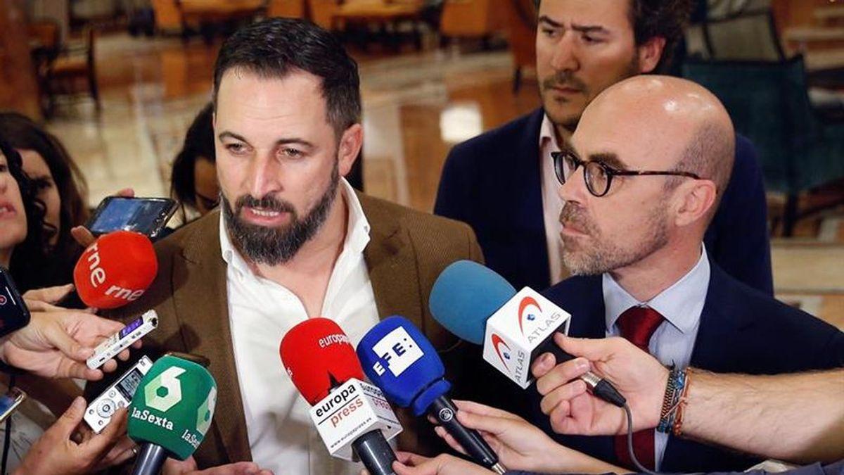 """Vox no suspende la campaña política ni asistirá a la capilla ardiente de Rubalcaba por """"falta de contacto"""""""