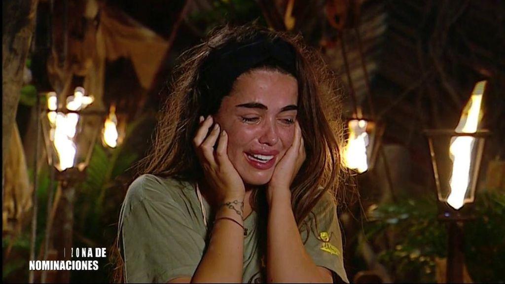 Violeta contará por qué abandonó la isla de Supervivientes en el próximo debate