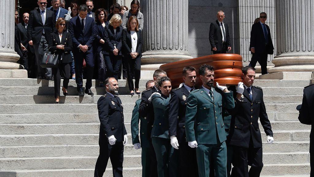 Triste adiós Rubalcaba: el líder socialista será enterrado en la intimidad este domingo
