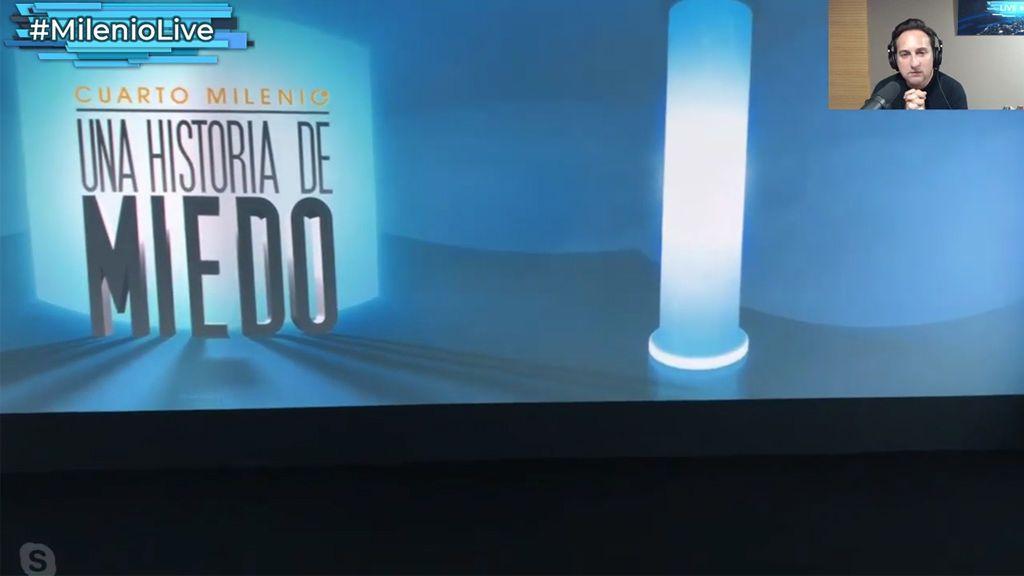 Milenio Live (11/05/2019) – Una historia de miedo
