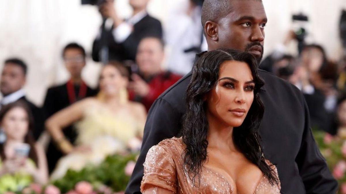 """""""Está aquí y es perfecto"""": Kim Kardashian y Kanye West son padres por cuarta vez"""