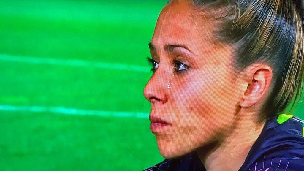 La disculpa más emotiva de Lola Gallardo tras su error en la final de la Copa de la Reina