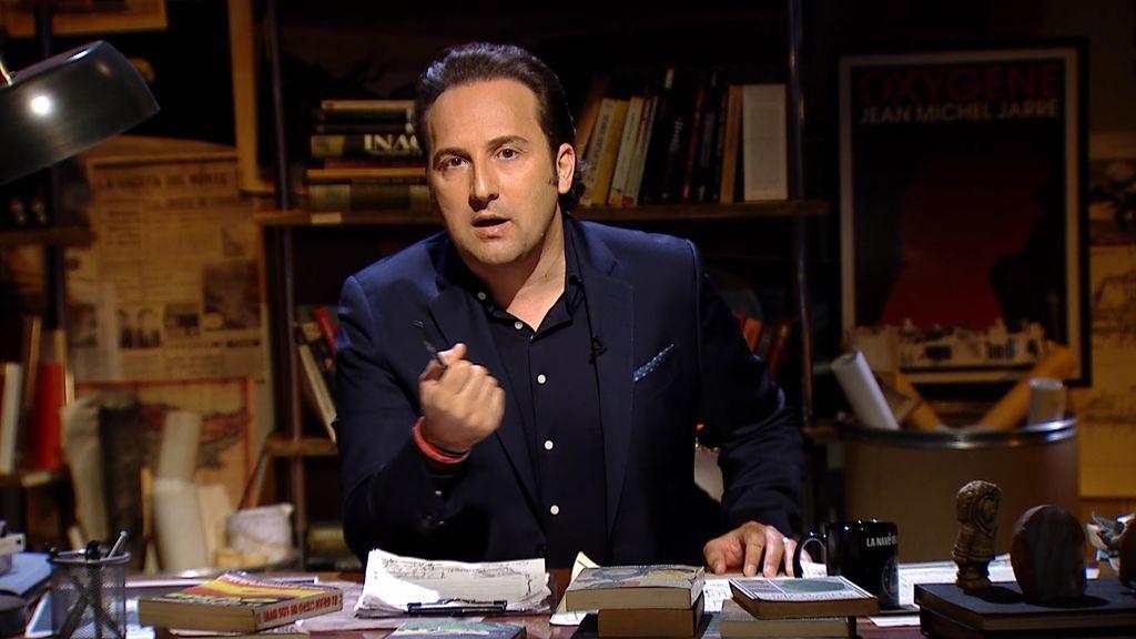 """Iker Jiménez: """"Estamos convirtiéndonos en una sociedad de querer ..."""