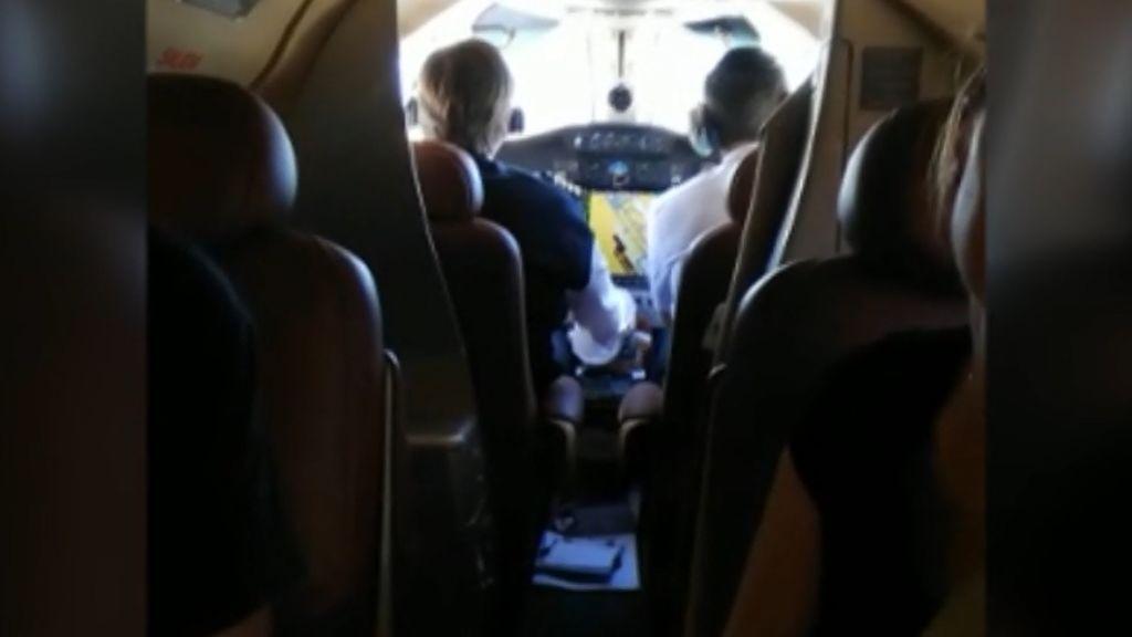 Alquilan un avión privado a Madrid y Galicia en el mismo día para asistir a dos oposiciones de enfermería