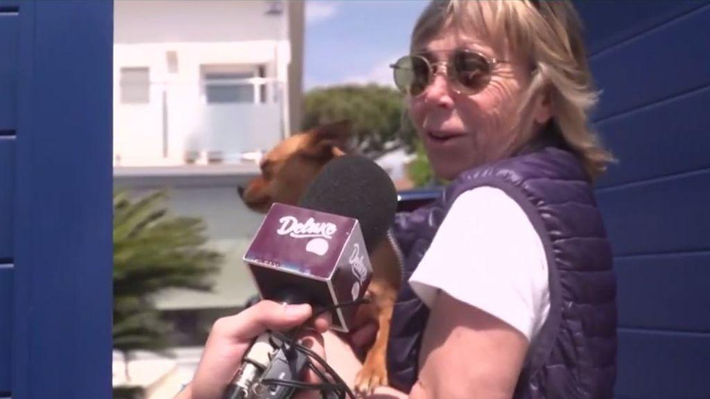 Marta responde a las críticas de los colaboradores de 'Sálvame'