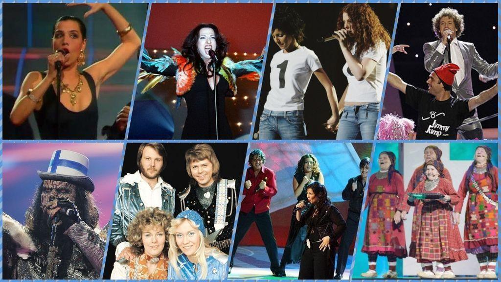 Eurovisión Vintage: Los grandes momentazos de la Historia de Festival