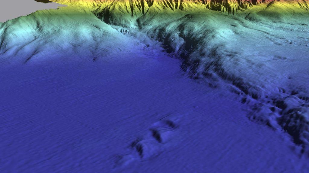 El Océano Atlántico se podría encoger por una subducción en frente de la costa de la península