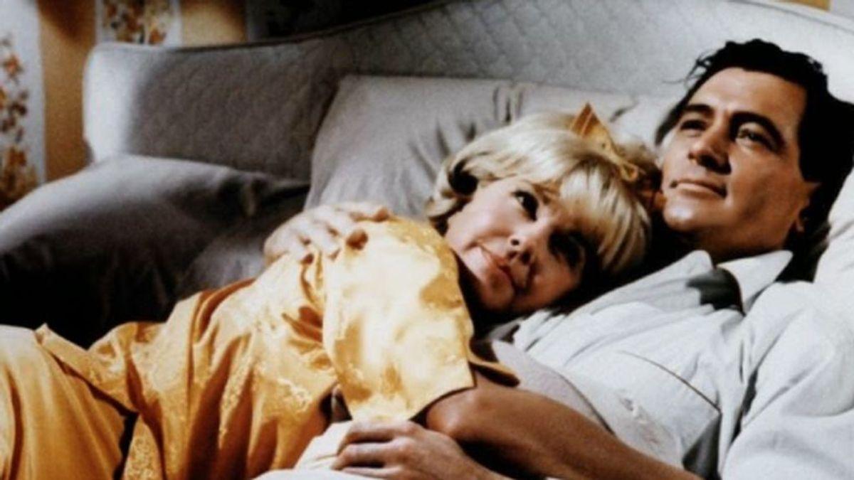 Muere Doris Day, la pareja de pantalla de Rock Hudson, a los 97 años