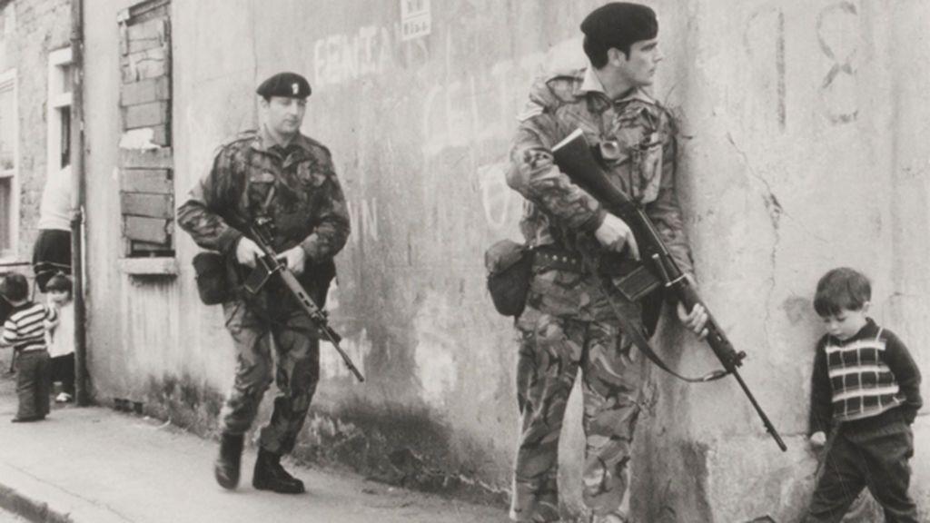 Belfast en 1971