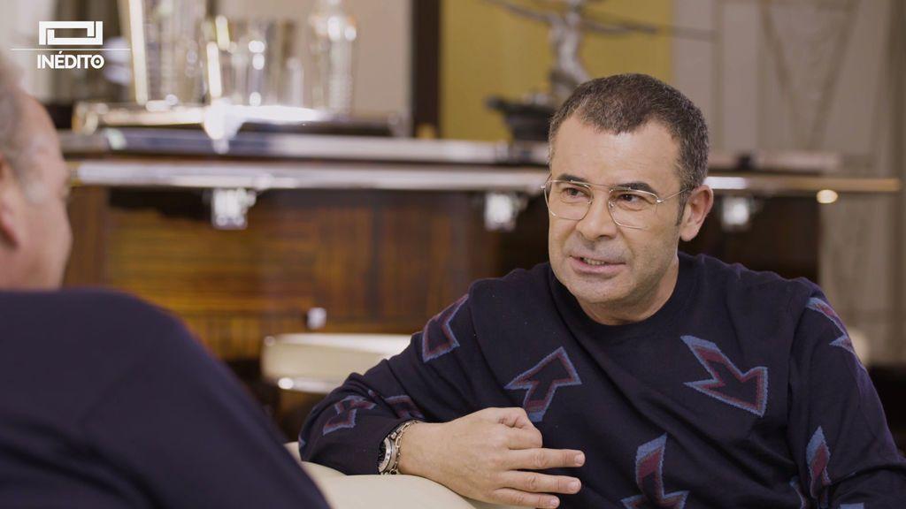 """Jorge Javier confiesa quién es su ídolo: """"En mi casa acabaron odiándola"""""""