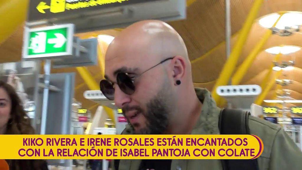 Kiko Rivera e Irebe Rosales hablan sobre la Pantoja y Colate en 'SV?