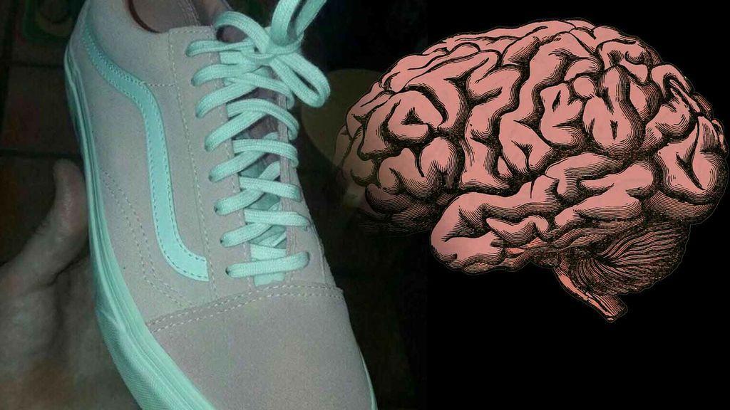 El bulo de las zapatillas: la verdadera razón según la ciencia de que las veas rosas o grises