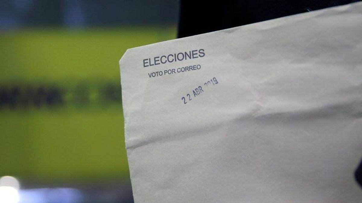 Voto por correo: las papeletas empiezan a llegar a los solicitantes