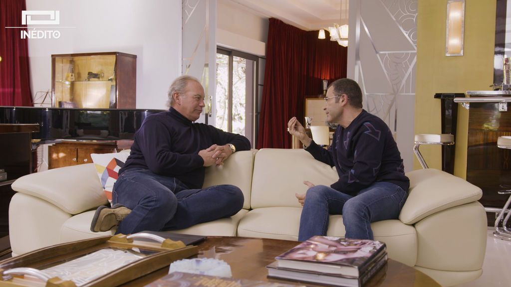 """Jorge Javier se confiesa con Bertín: """"He desperdiciados muchos años de mi vida buscando compañía"""""""