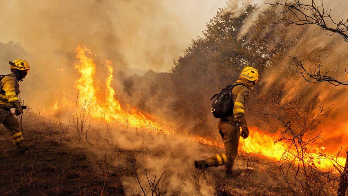 El fuego arrasa en lo que va de año cinco veces más que en 2018