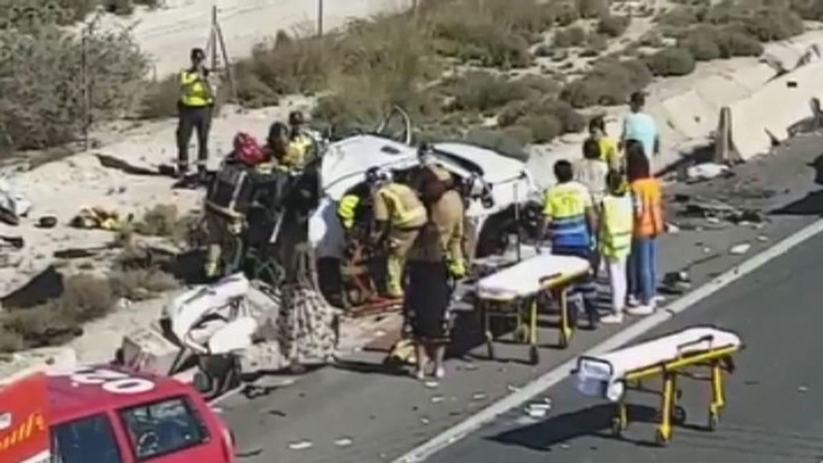 El fin de semana con el mayor número de fallecidos en la carretera