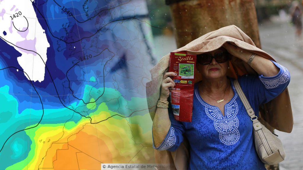 Siguen unos días a 30ºC, pero habrá un bajón: hasta cuándo nos acompañará el calor