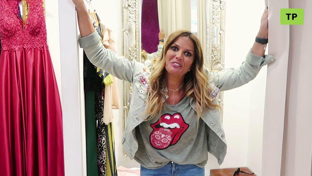 Cómo parecer más alta sin llevar tacones y otros trucos de Marta López en su día de shopping