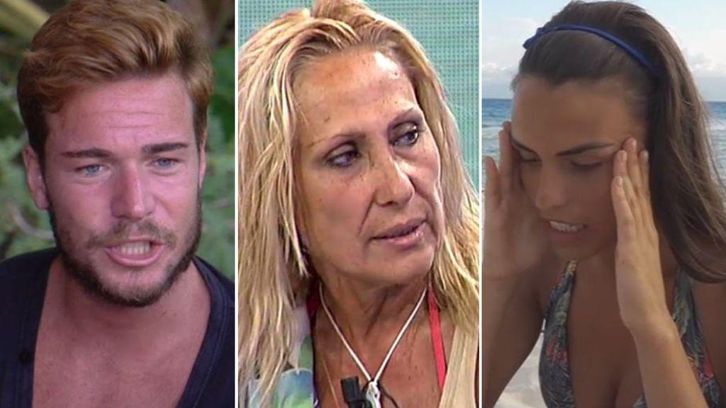 Julen y Violeta no son los únicos: otras parejas a las que se les acabó el amor en 'Supervivientes'