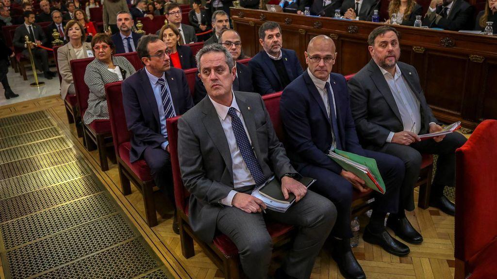 El Tribunal Supremo autoriza la salida de los presos electos para la constitución de las Cortes