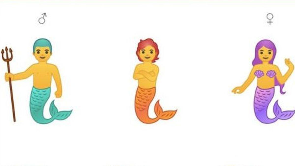Google estrenará más de 50 emojis de género neutro esta semana
