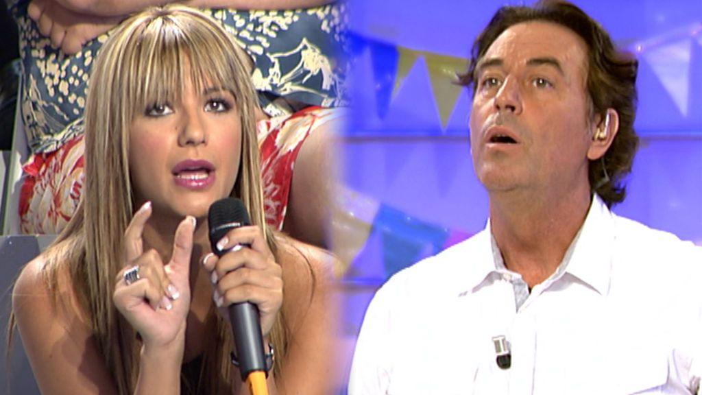 La gran bronca de Pipi Estrada y Tamara Gorro en 'MyH'