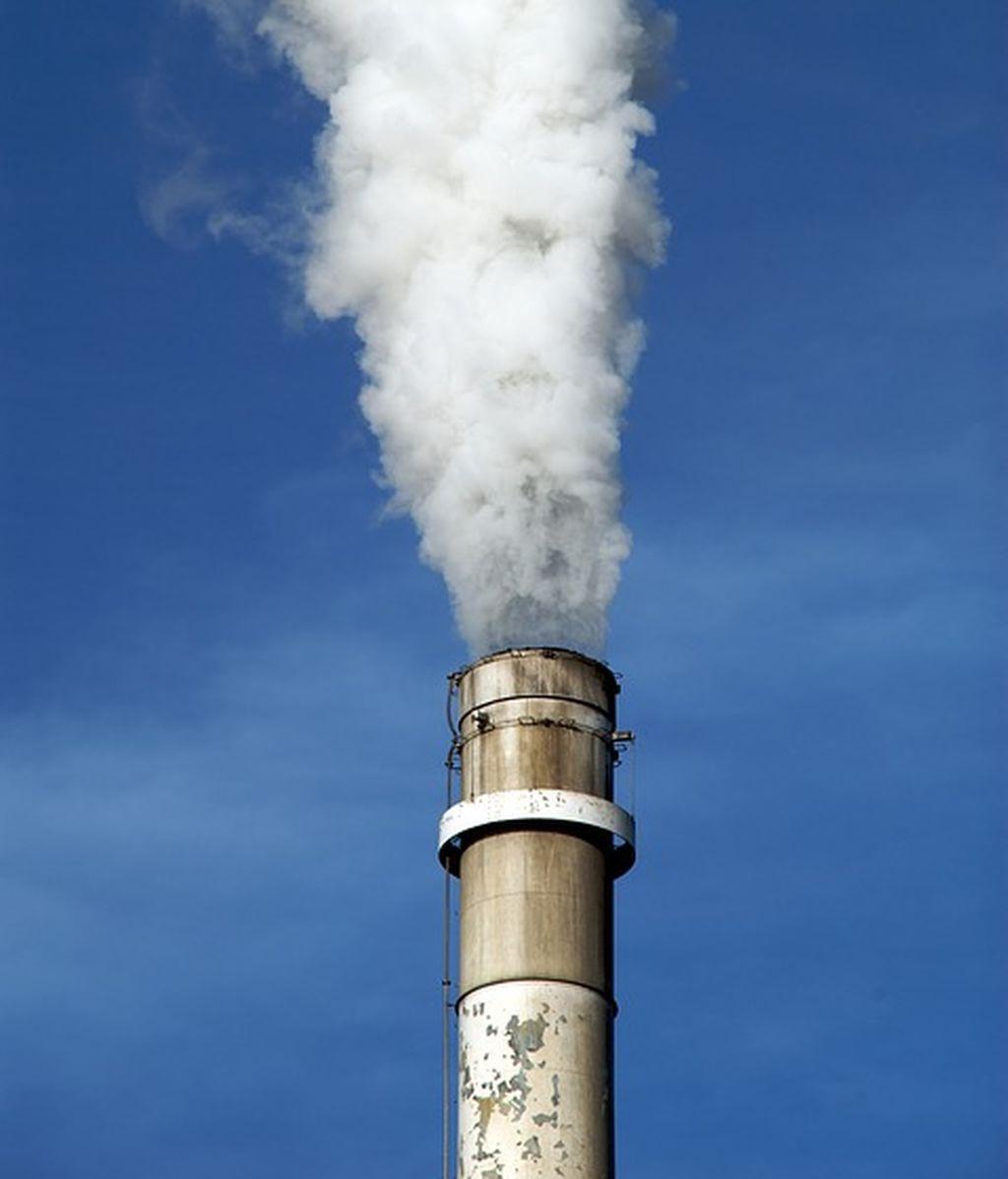 Máxima concentración registrada de CO2 en la atmósfera desde hace tres millones de años